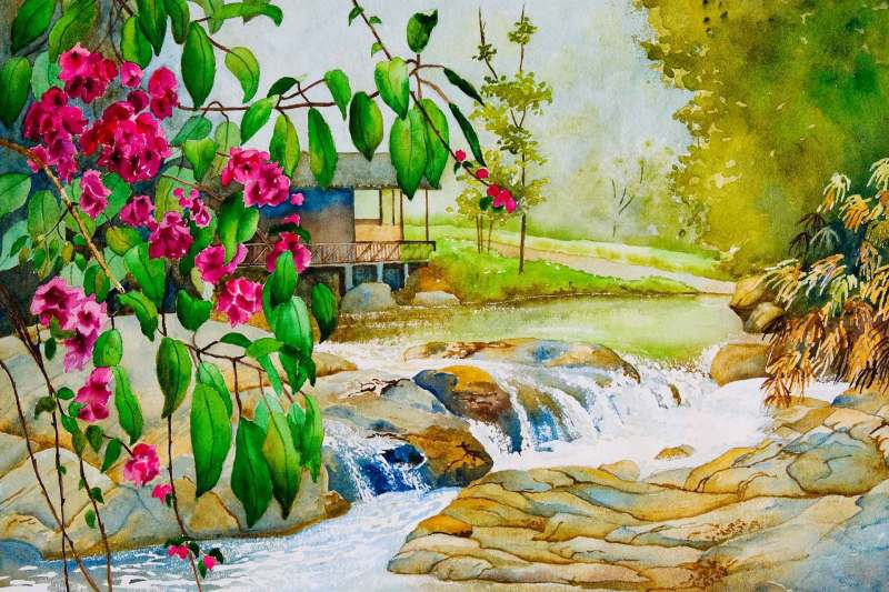 Thailand Spring